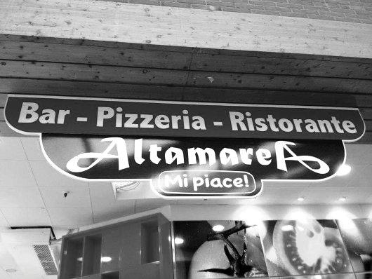 Bar pizzeria Ristorante Altamarea Mi Piace PSE